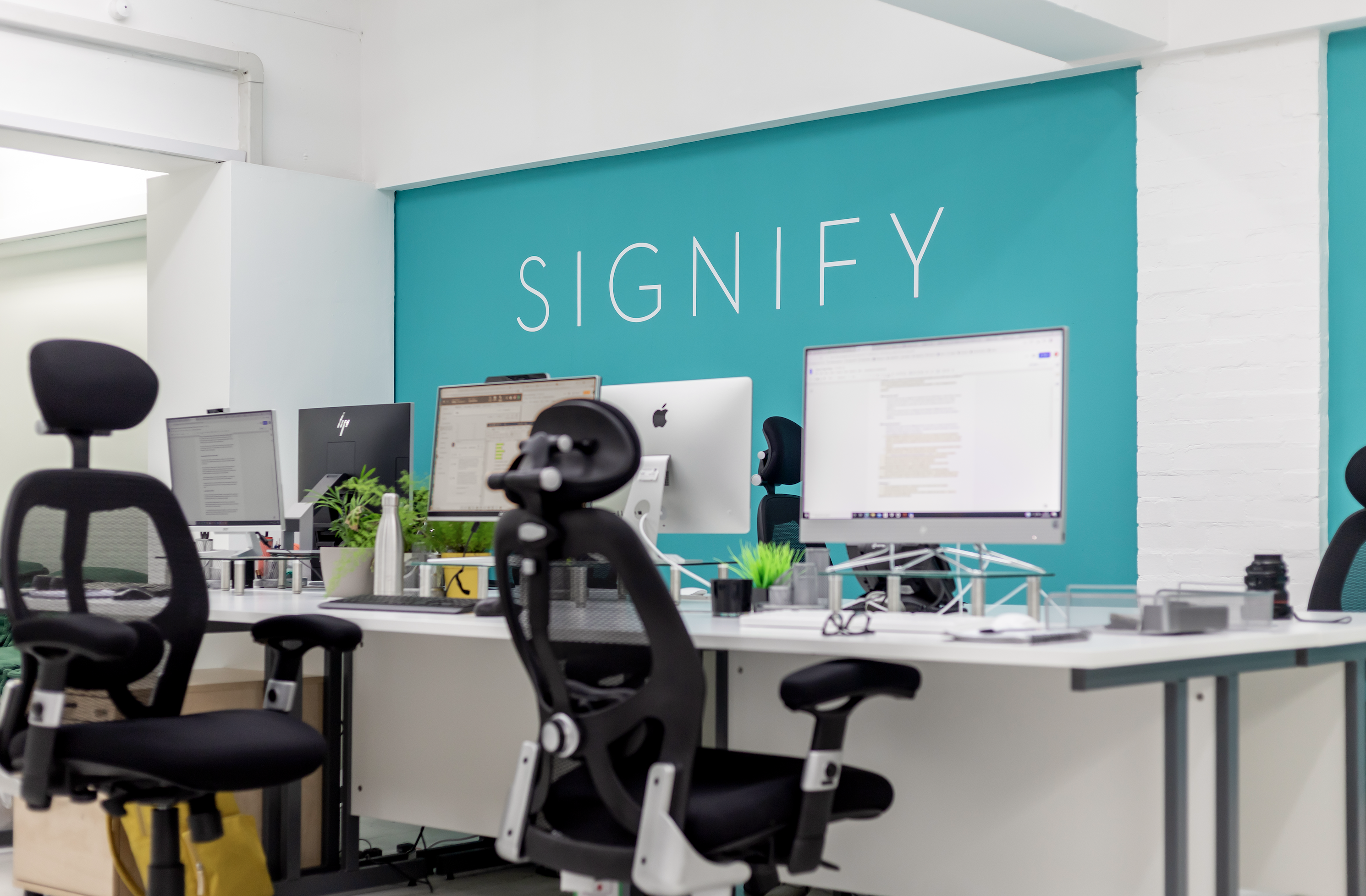 Signify Digital Office